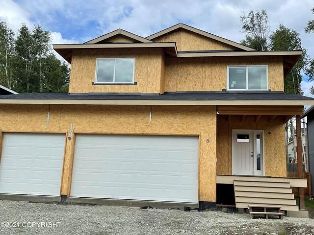 L2 Curry Ridge Circle, Eagle River, AK 99577 (MLS #19-16223) :: Berkshire Hathaway Home Services Alaska Realty Palmer Office