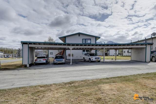 8110 E 16th Avenue #C5, Anchorage, AK 99504 (MLS #19-19323) :: Wolf Real Estate Professionals