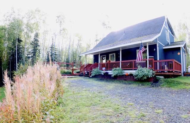 7570 W Scarlet Drive, Wasilla, AK 99623 (MLS #20-14328) :: RMG Real Estate Network | Keller Williams Realty Alaska Group