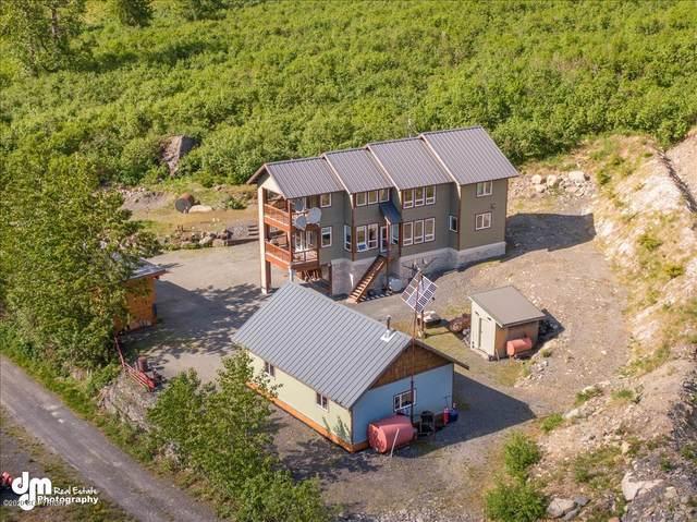 191 Gold Claim Drive, Girdwood, AK 99587 (MLS #20-2387) :: Roy Briley Real Estate Group