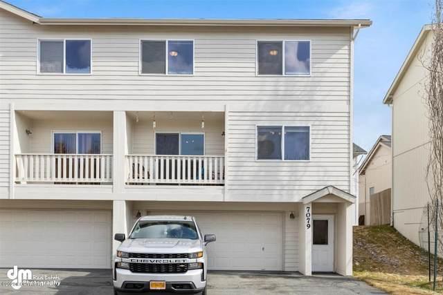 7079 Fairweather Park Loop #30A, Anchorage, AK 99518 (MLS #20-5166) :: Wolf Real Estate Professionals