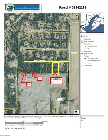 L7 Pine Cone Way, Soldotna, AK 99669 (MLS #20-5287) :: Wolf Real Estate Professionals
