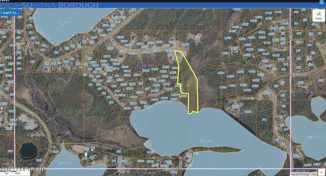 14912 W Drowsy Drive, Big Lake, AK 99652 (MLS #21-13098) :: Daves Alaska Homes