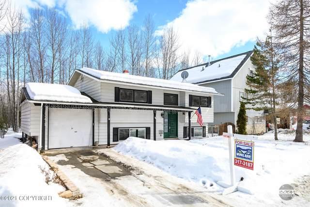 3427 Rosella Street, Anchorage, AK 99504 (MLS #21-893) :: RMG Real Estate Network   Keller Williams Realty Alaska Group
