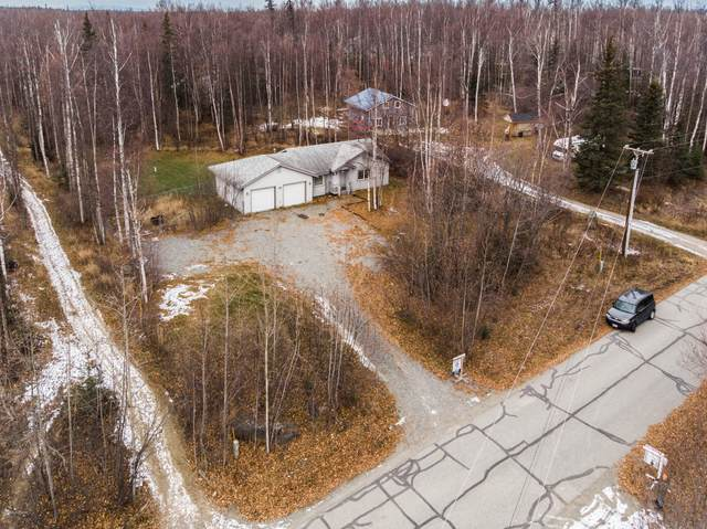 4780 S Treasure Cove Drive, Wasilla, AK 99623 (MLS #20-16317) :: The Adrian Jaime Group | Keller Williams Realty Alaska