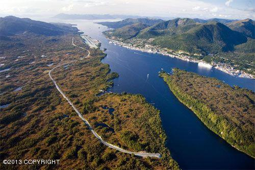 000 Clam Cove, Ketchikan, AK 99901 (MLS #13-12254) :: RMG Real Estate Network   Keller Williams Realty Alaska Group
