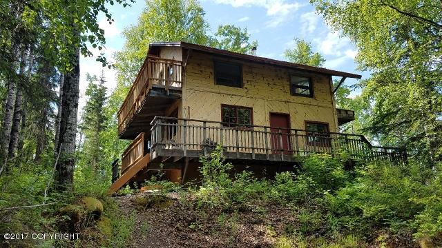 16201 E Barge Drive, Talkeetna, AK 99676 (MLS #17-10146) :: RMG Real Estate Experts