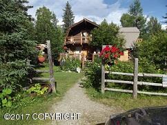 27267 Talkeetna Spur, Talkeetna, AK 99676 (MLS #17-10157) :: RMG Real Estate Experts