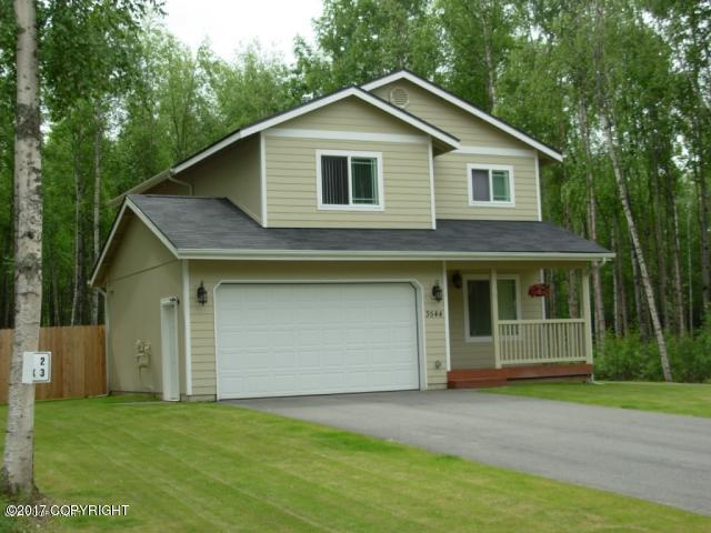 3544 W Birch Meadows Road, Wasilla, AK 99654 (MLS #17-10234) :: Northern Edge Real Estate, LLC