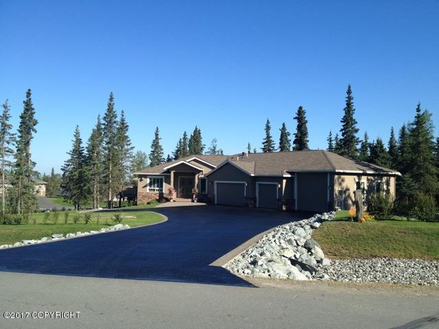 5601 Heritage Heights, Anchorage, AK 99516 (MLS #17-10413) :: Channer Realty Group