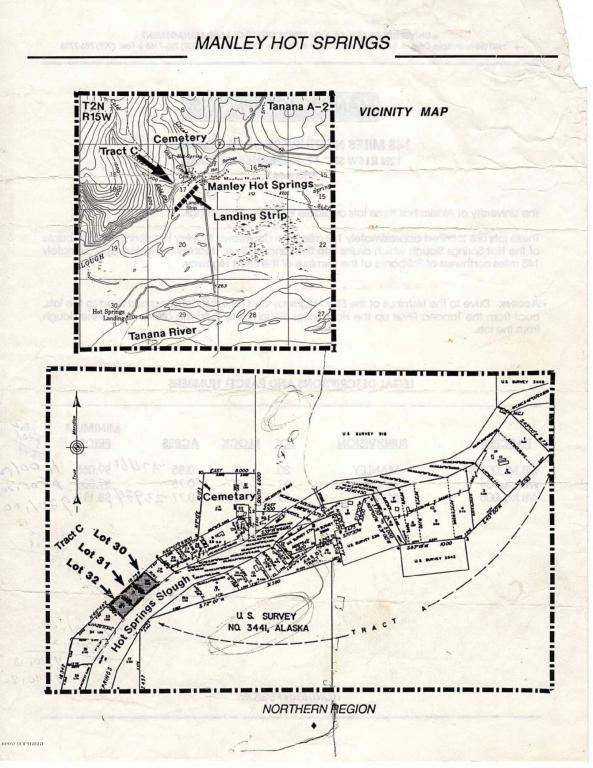 L30 No Road, Manley Hot Springs, AK 99756 (MLS #17-11664) :: Team Dimmick