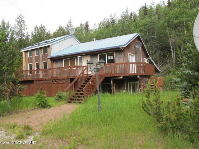 35268 N Glenn Highway, Sutton, AK 99674 (MLS #17-11700) :: Real Estate eXchange
