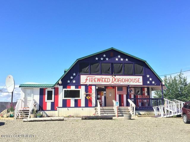 Mile 288.5 Parks Highway, Nenana, AK 99760 (MLS #17-11704) :: Team Dimmick