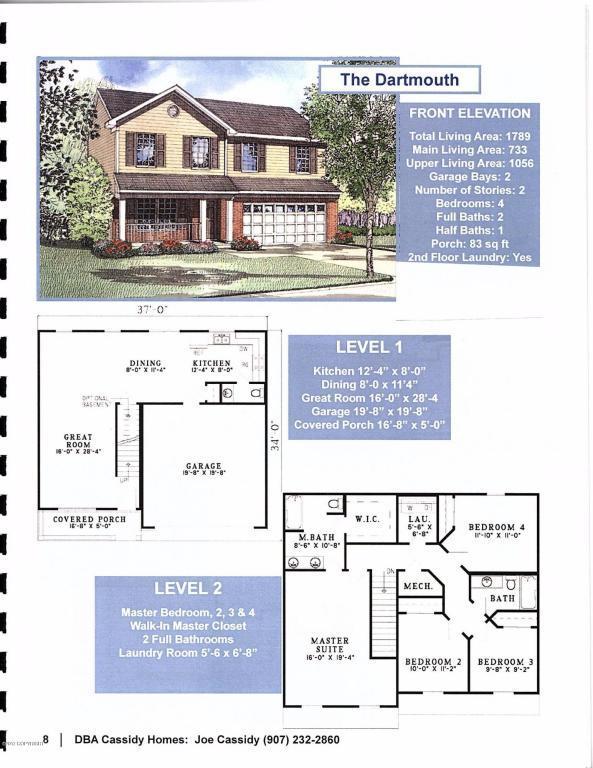 760 S Bettina Way, Wasilla, AK 99623 (MLS #17-12356) :: Real Estate eXchange