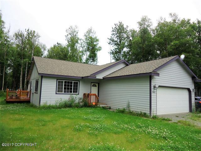 7408 N Unga Drive, Wasilla, AK 99654 (MLS #17-13157) :: Channer Realty Group
