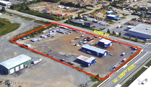 111 W 100th Avenue, Anchorage, AK 99515 (MLS #17-14110) :: Northern Edge Real Estate, LLC