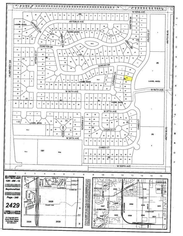 L30 B5 Laurel Acres, Anchorage, AK 99515 (MLS #17-14296) :: RMG Real Estate Experts