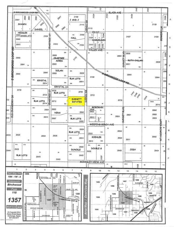 L2 Scenic Drive, Chugiak, AK 99567 (MLS #17-14343) :: Northern Edge Real Estate, LLC