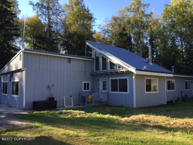 21437 Blair Avenue, Eagle River, AK 99577 (MLS #17-14503) :: Team Dimmick