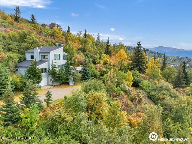 17803 Mountainside Village Drive, Anchorage, AK 99516 (MLS #17-16031) :: Channer Realty Group