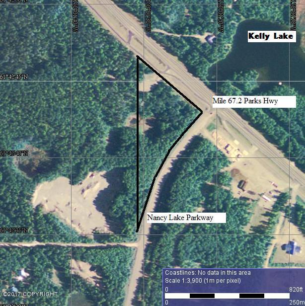 28934 W Parks Highway, Willow, AK 99688 (MLS #17-16192) :: Real Estate eXchange