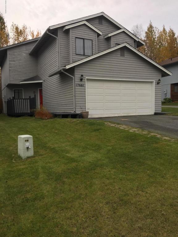 17661 Beaujolais Drive, Eagle River, AK 99577 (MLS #17-17124) :: Team Dimmick