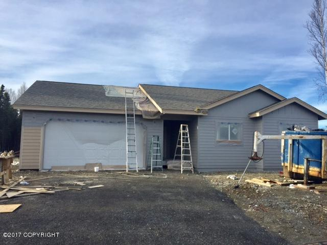 1216 N Sun School Circle, Wasilla, AK 99623 (MLS #17-17575) :: Channer Realty Group