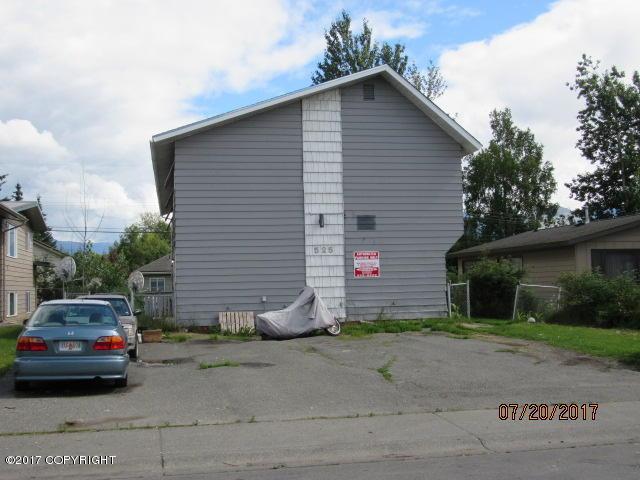 525 Mumford Street, Anchorage, AK 99501 (MLS #17-17669) :: RMG Real Estate Experts
