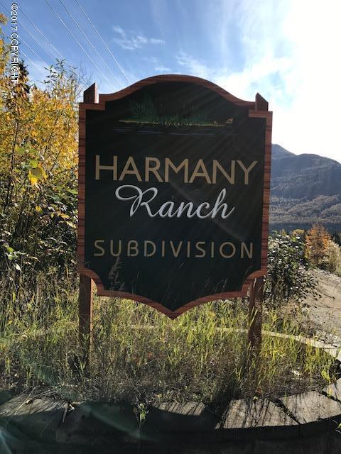 L9 Harmany Ranch Road, Eagle River, AK 99577 (MLS #17-17883) :: Core Real Estate Group