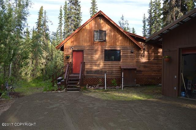 1220 Miller Hill Road, Fairbanks, AK 99709 (MLS #17-17931) :: RMG Real Estate Network | Keller Williams Realty Alaska Group
