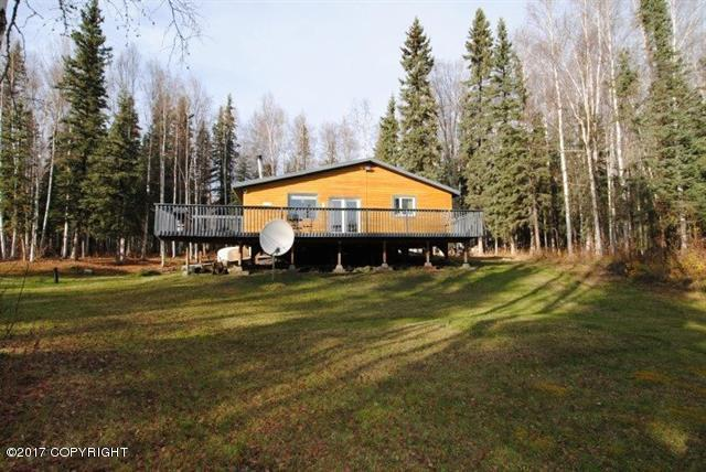 4931 Murphy Dome Road, Fairbanks, AK 99709 (MLS #17-18988) :: RMG Real Estate Network | Keller Williams Realty Alaska Group