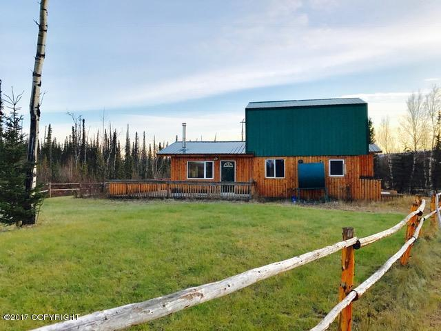 Mi 263.5 Parks Highway, Healy, AK 99743 (MLS #17-19055) :: Core Real Estate Group