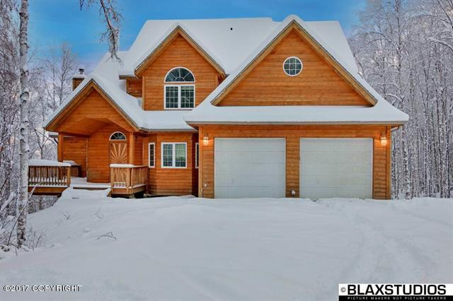 2865 Monteverde Road, Fairbanks, AK 99709 (MLS #17-19177) :: RMG Real Estate Network | Keller Williams Realty Alaska Group