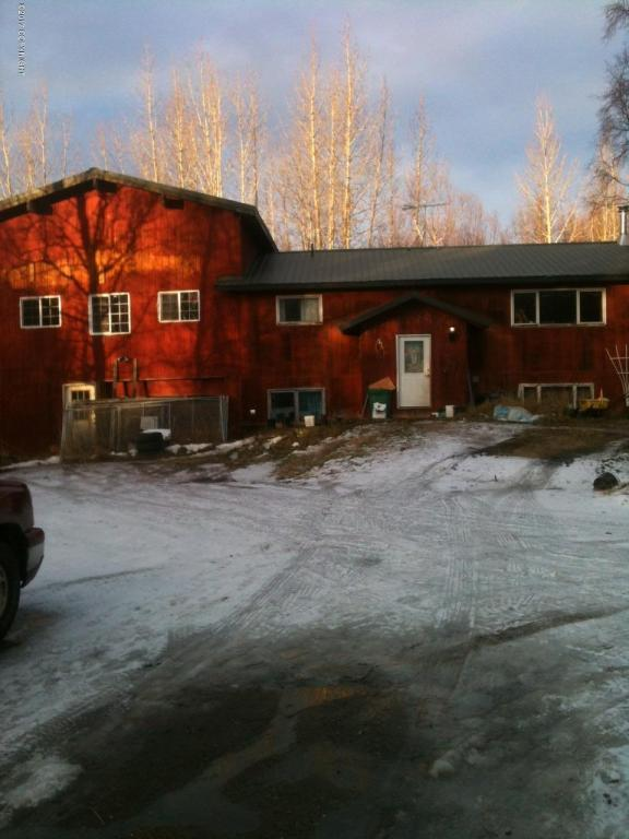 4564 N Heaton Road, Palmer, AK 99645 (MLS #17-19933) :: Northern Edge Real Estate, LLC