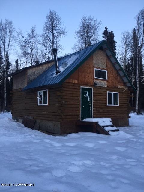 25333 W Sheep Creek Drive, Willow, AK 99688 (MLS #17-20034) :: Real Estate eXchange