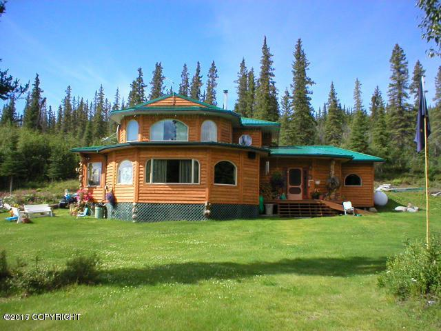 Mi 2.2 Nugget Creek Road, Chitina, AK 99566 (MLS #17-2796) :: Wolf Real Estate Professionals