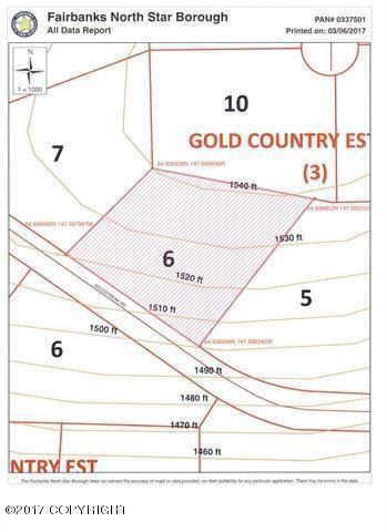 L6 B3 Goldstreak Road, Fairbanks, AK 99712 (MLS #17-3043) :: RMG Real Estate Network | Keller Williams Realty Alaska Group