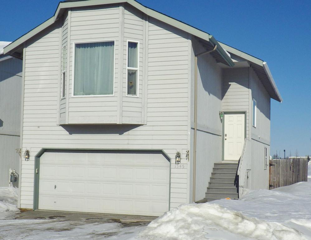 1545 N Heather Meadows Loop #47, Anchorage, AK 99507 (MLS #17-3717) :: Team Dimmick