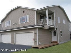 6831 Brittany Rock Way #6, Anchorage, AK 99504 (MLS #17-6229) :: RMG Real Estate Experts