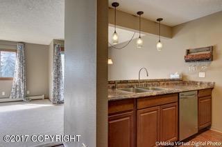 1665 Sitka Street #201, Anchorage, AK 99501 (MLS #17-8027) :: Northern Edge Real Estate, LLC