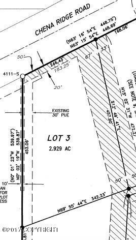 L3 Chena Ridge Road, Fairbanks, AK 99709 (MLS #17-8771) :: RMG Real Estate Network | Keller Williams Realty Alaska Group