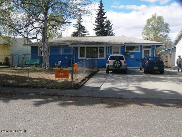 228 Bentley Drive, Fairbanks, AK 99701 (MLS #18-11139) :: Team Dimmick