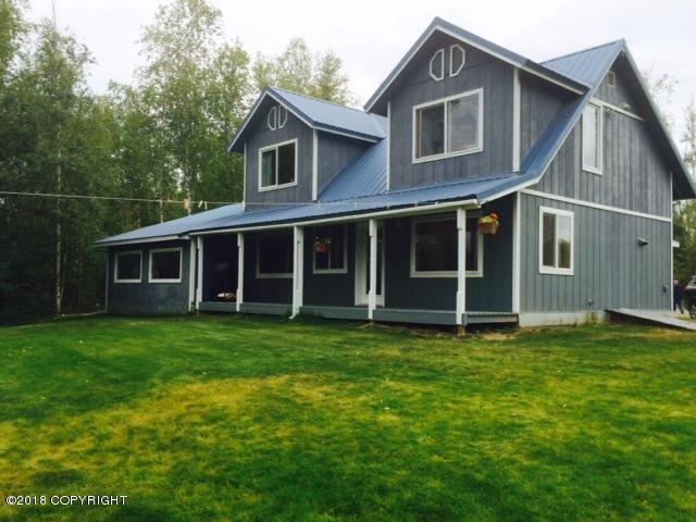 11452 Meadowood Drive, Houston, AK 99623 (MLS #18-1135) :: RMG Real Estate Network | Keller Williams Realty Alaska Group