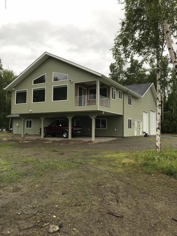 650 N Blue Sky Circle, Wasilla, AK 99623 (MLS #18-11671) :: RMG Real Estate Network | Keller Williams Realty Alaska Group