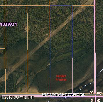17175 Point Mackenzie Road, Wasilla, AK 99654 (MLS #18-11692) :: Core Real Estate Group