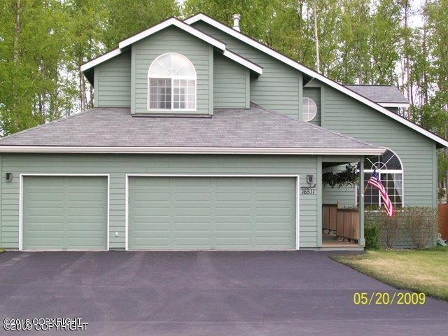 16511 Nicoli Way, Eagle River, AK 99577 (MLS #18-11757) :: Channer Realty Group