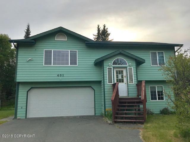401 Evergreen Street, Kenai, AK 99611 (MLS #18-12111) :: Core Real Estate Group