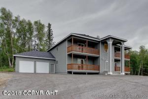 1801 N Rockside Road, Wasilla, AK 99654 (MLS #18-12139) :: Team Dimmick