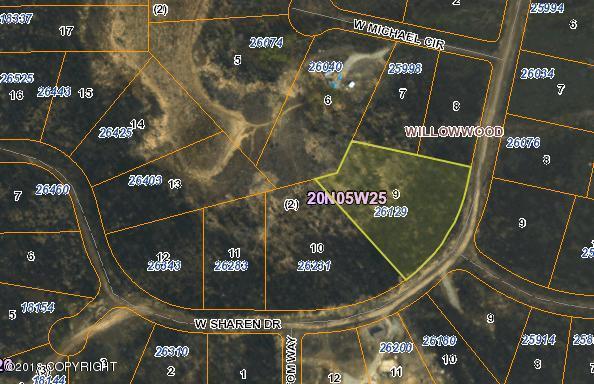 26040 W Michael Circle, Willow, AK 99688 (MLS #18-12341) :: RMG Real Estate Network | Keller Williams Realty Alaska Group