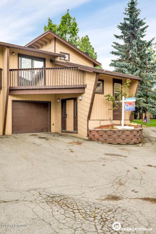 100 Bunnell Street 10 B, Anchorage, AK 99508 (MLS #18-12399) :: Core Real Estate Group